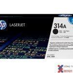 Mực in Laser màu HP 314A Black (Q7560A) – Màu đen