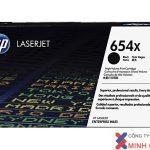 Mực in Laser màu HP 654X Black (CF330X) – Màu đen