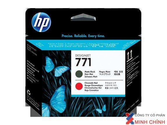 Đầu Phun màu HP 771