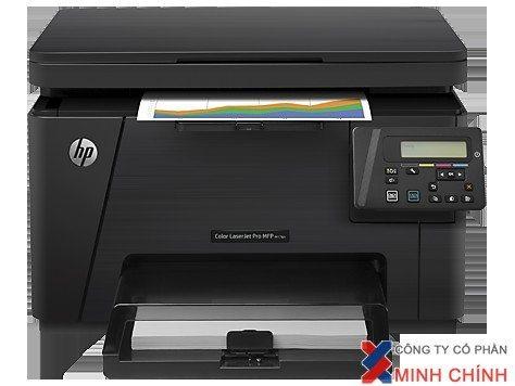 Máy in Hp Color Laserjet Pro M176n Mfp (CF547A)