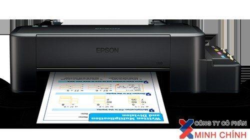 Máy in Epson L120 chính hãng, đảm bảo chất lượng
