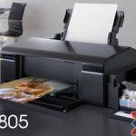Máy in Epson L805 chính hãng đảm bảo chất lượng