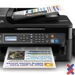 Máy in Epson L565 in, scan, copy, in không dây