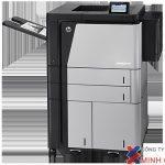 Máy in Laser trắng đen HP LaserJet Enterprise M806x+ Printer