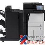 Máy in Laser trắng đen HP LaserJet Enterprise Flow MFP M630z