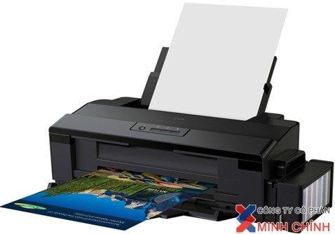 Máy in Epson L1800 chính hãng, cho chất lượng ảnh cao