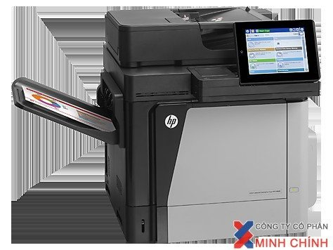 Máy đa năng laser màu HP Color LaserJet Ent MFP M680dn Printe