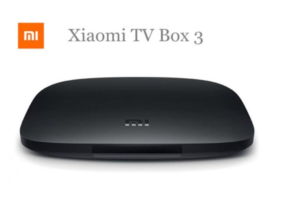 TV Box Android Xiaomi (MDZ-16AA) MiBOX 3