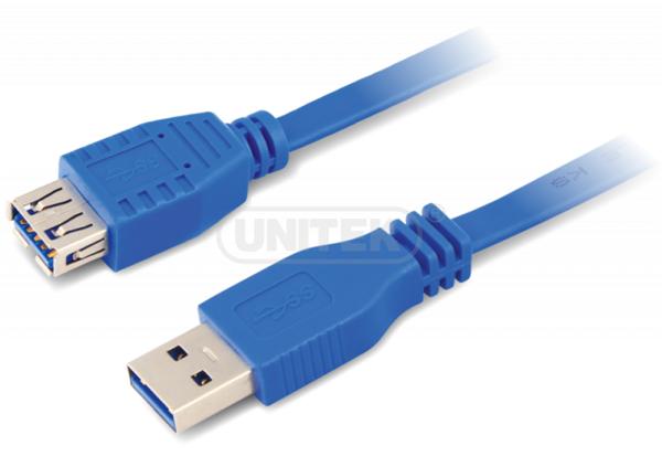 Cáp USB Nối dài 3.0 UNITEK Y-C414 (Dẹp)
