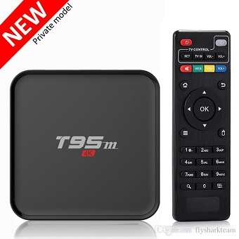 TV BOX Android T95M 4K 2Gb-8Gb