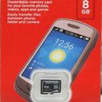 Thẻ nhớ Sandisk 8Gb