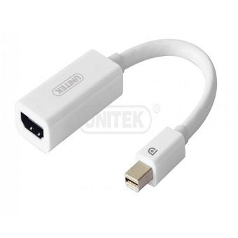 Cáp Chuyển Đổi Mini Display Port Sang HDMI 2K/4K UNITEK (Y-6331)
