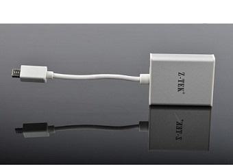 Cáp Chuyển Micro USB Sang VGA Z-TEK (ZY-091)