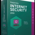 Phần mềm diệt virut Kaspersky Internet Security 1PC/1 Năm (KIS)