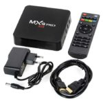 TV BOX ANDROID MXQ PRO 4K
