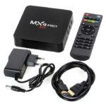TV BOX ANDROID MXQ PRO 4K