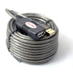 Cáp USB Nối Dài 10M 2.0 UNITEK Y-260