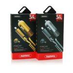 Sạc xe hơi 1 USB – 3.4A Finchy Remax (RCC – 103)