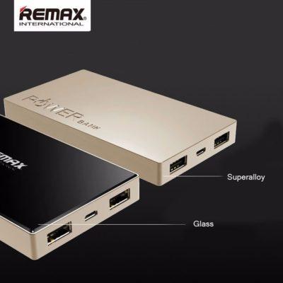 Pin Sạc Dự Phòng REMAX 6000mAh RPP 301