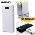 Pin Dự Phòng REMAX 30000mAh  Power Box