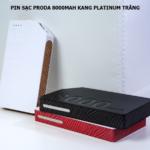Pin Sạc Dự Phòng 8000mAh Kang Platinum REMAX