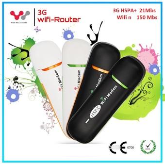 USB 3G Phát WIFI 150Mb HSPA+ DongLe