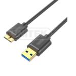 CAP USB 3.0 TO MICRO B UNITEK dài (0,5m) Y-461