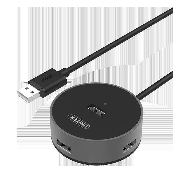 HUB chia USB 1 ra 4 UNITEK Y2179