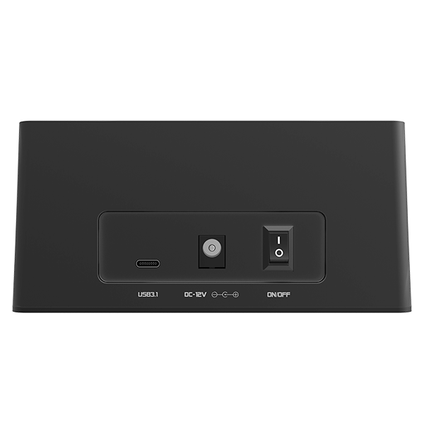 "USB3.1 Loại C đến SATA6G 2,5 "" / 3,5 "" Hard Disk Station Y3605"