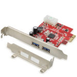 CARD PCI sang 2 Port USB 3.0 UNITEK Y7301