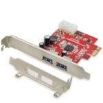 CARD PCI sang 2 Port USB 3.0 UNITEK Y7301