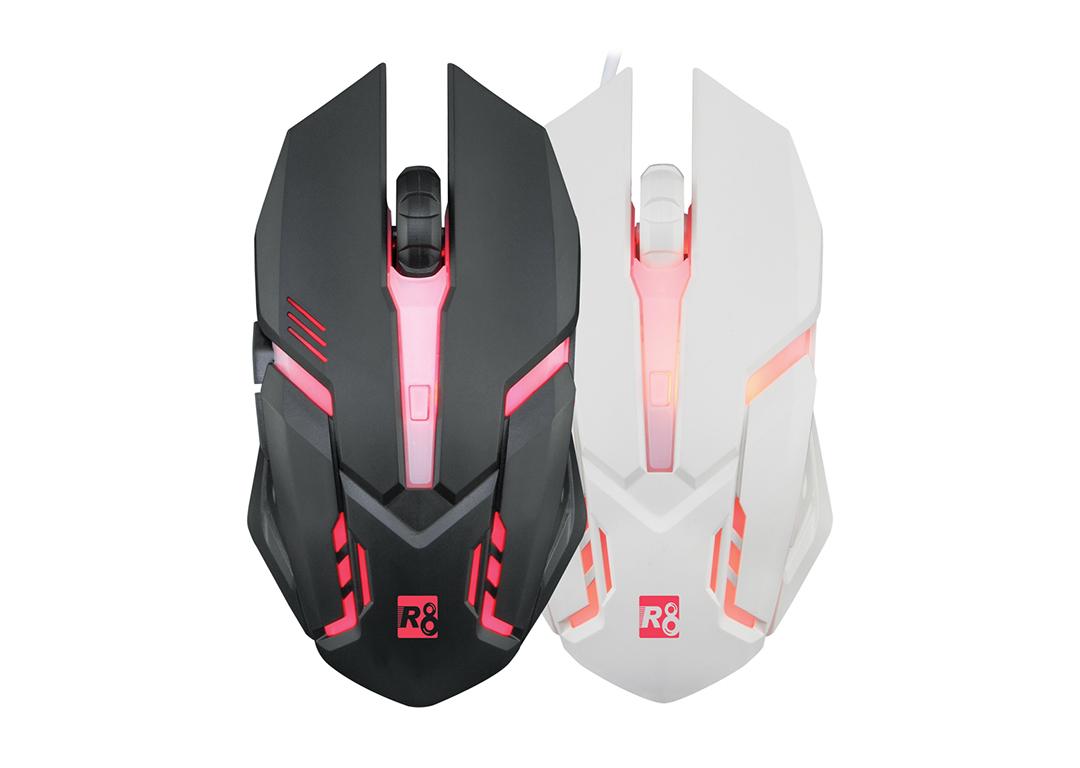 Mouse Gamer R8 1632