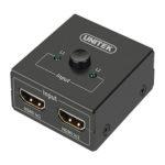 BỘ GỘP HDMI 2 vào 1 4K UNITEK (Y-5186A)