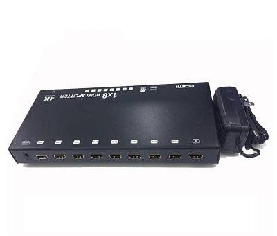 Bộ Chia HDMI 1 ra 8 (2.0) DTECH DT-6548