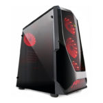 Thùng case PC Gaming SAHARA GF7