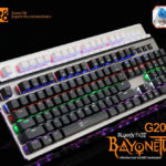 KEYBOARD CƠ LED R8 (G200)