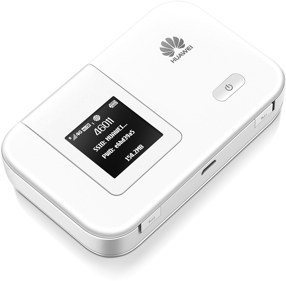 Huawei E5372 LTE 4G Mobile WiFi Hotspot