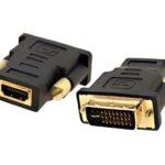 Đầu chuyển DVI 24+1 sang HDMI UNITEK YA007