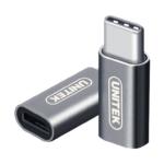ĐẦU ĐỔI TYPE-C -> MICRO USB UNITEK (Y-A 027AGY)