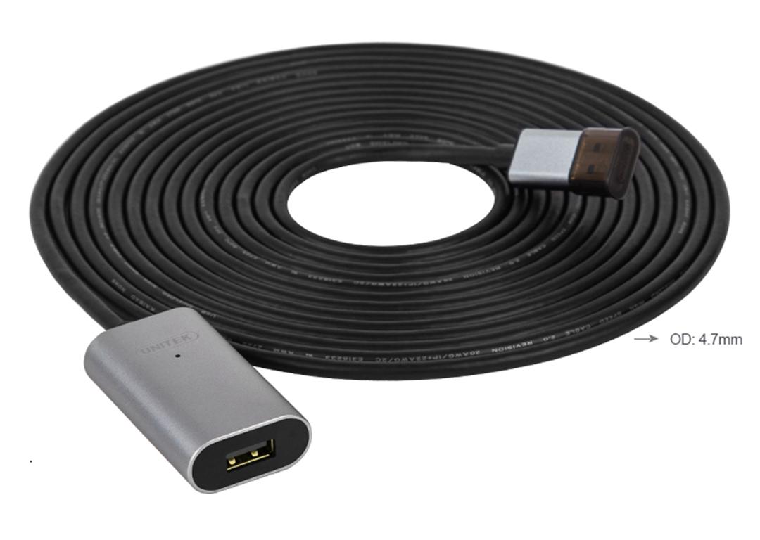 CÁP USB NỐI DÀI 3.0 – 5M UNITEK (Y-3004)