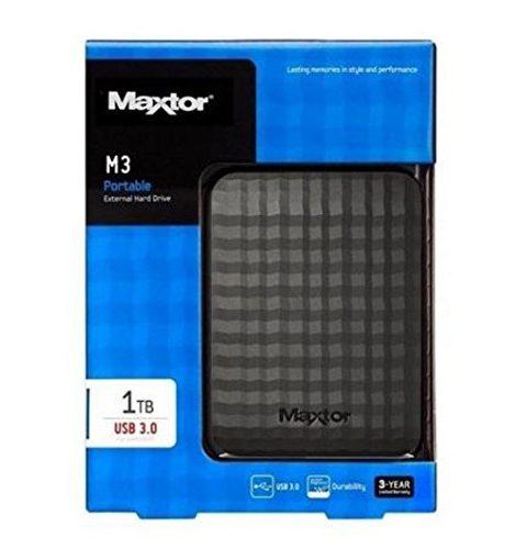 Ổ cứng di động Maxtor M3 USB 3.0 1TB STSHX-M101TCBM