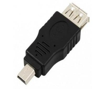 Đầu chuyển đổi Mini USB sang USB 2.0 UNITEK YA014