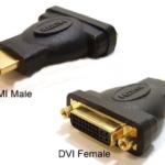 Đầu Chuyển đổi HDMI sang DVI 24 +5 UNITEK YA006