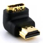 Đầu nối HDMI chữ L UNITEK YA008