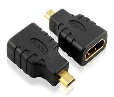 Đầu chuyển Micro HDMI sang HDMI YA011