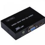 Bộ chuyển HDMI->HDMI+VGA+AUDIO VIKI (MT-HV03)