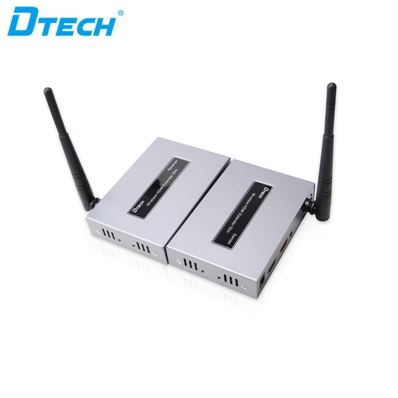 DTECH DT-7060 HDMI H.264 BỘ THU PHÁT HDMI KHÔNG DÂY 50M