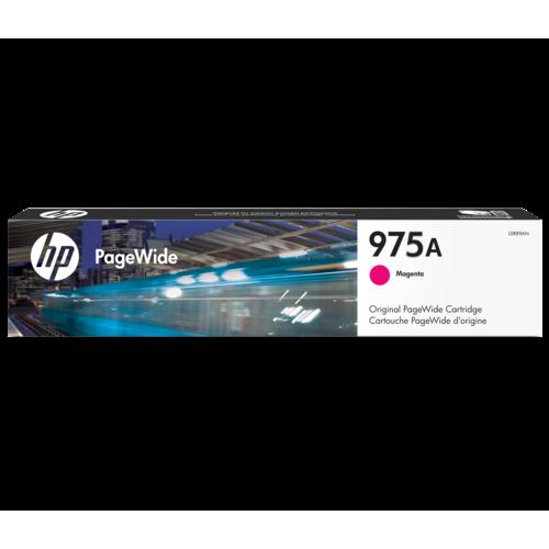 Mực in HP 975A Magenta Original PageWide Cartridge (L0R91AA)