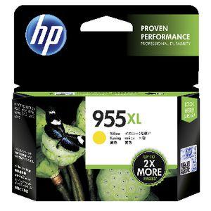 Mực in HP 955XL High Yield Yellow Original Ink Cartridge (L0S69AA)