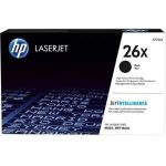 Mực in HP 26X High Yield Black Original LaserJet Toner Cartridge (CF226X)